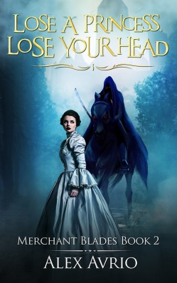 Lose a Princess Kindle medium